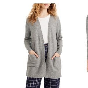 Madewell Ryder cardigan sweater
